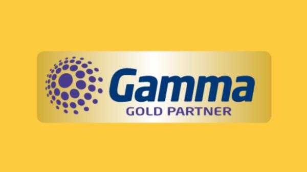 Yellowcom Achieves Gamma Gold Partner Status